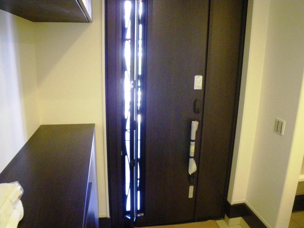 SM11玄関ドア