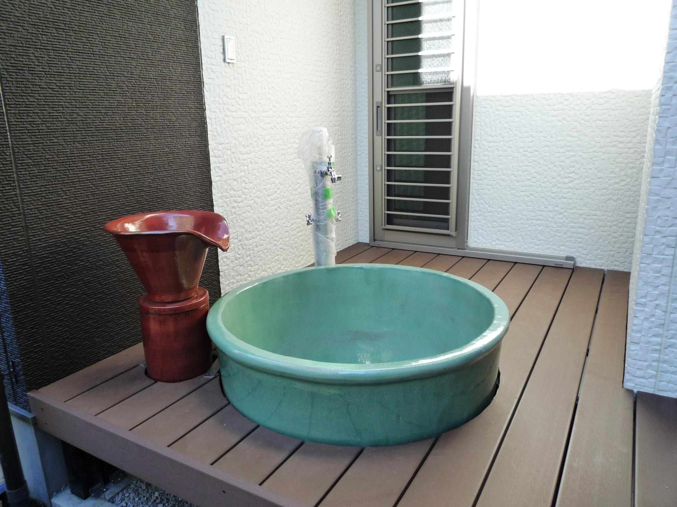 TS2露天風呂
