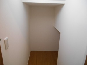 AT3階段下収納