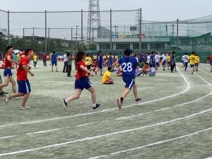 運動会高校