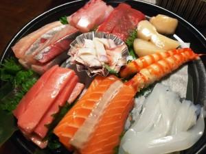 手巻き寿司の具